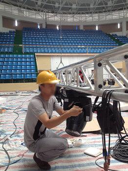 大场馆音响安装调试音视频线路维修音响线路维修