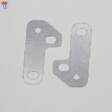 东莞厂家来图来样定制金属非标弹片电池连接弹片不锈钢冲压件加工图片