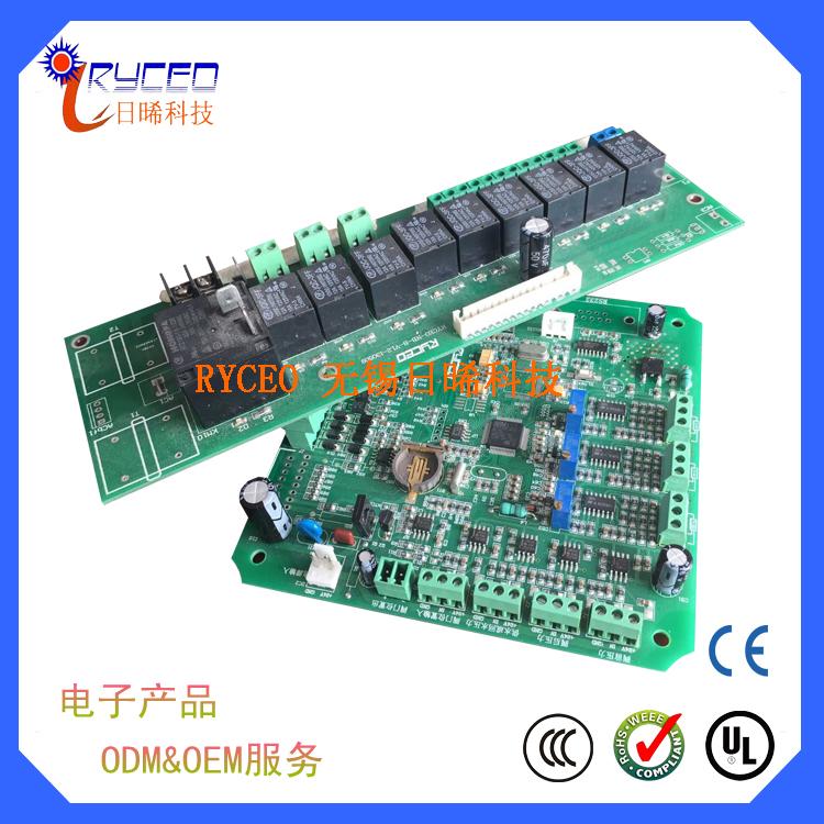 专业单片机控制板开发和单片机控制板设计-太阳能