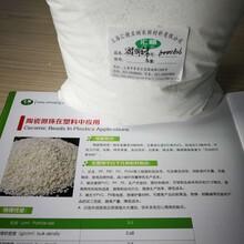 上海漂珠價格廠家用于防火涂料保溫隔熱等效果圖片