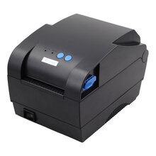 河南郑州芯烨XP-365B热敏不干胶条码打印机促销图片