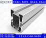 广西4060铝型材皮带线型材滚筒线使用T型螺母连接件厂