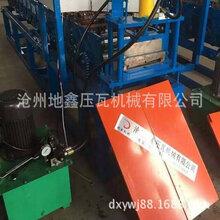 厂家直销彩钢围挡设备施工围挡压板机沧州围挡设备厂