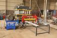 鋼質門門板壓花設備1200噸室內門印花機專業造門