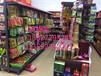 佳宝货架展示柜商场货架JB货架食品展示柜食品挂钩
