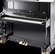 日本原装进口二手立式钢琴ATLAS阿托拉斯A83F高端大谱台钢琴