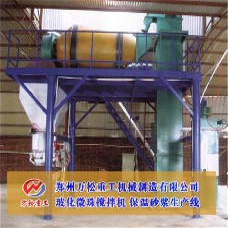 保温砂浆机械,1吨保温砂浆机械