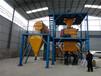 廠家供應畢節外墻外保溫砂漿生產設備時產15噸廠