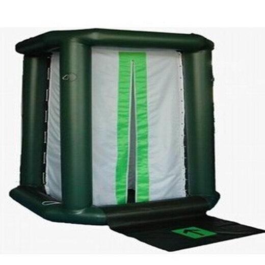 邦麥爾4平米單人洗消帳篷,ACD款式單人洗消帳篷