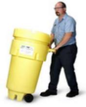 泄漏应急处理桶图片