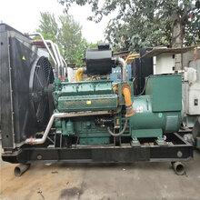 太原租赁韩国大宇柴油发电机组二手柴油发电机组图片