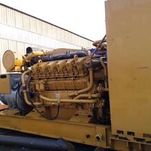 處理濟柴190系列900千瓦柴油發電機組圖片