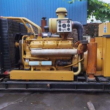 出售二手上柴350千瓦柴油发电机组