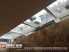 北京清上园下沉庭院阳光房及室内门窗案例实拍-清上园封天井清上园小区门窗