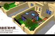 鲁能7号院-庭院休闲德高瓦木质阳光房设计效果图