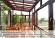 DU100玻璃阳光房采光好露台阳光房玻璃房隔热花园阳光房庭院阳光房