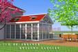 德高瓦木质阳光房-隔热保温阳光房庭院阳光房楼顶阳光房露台阳光房
