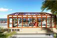别墅海景阳光房玻璃阳光房遮阳隔热设计图