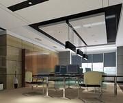 深圳福田皇岗办公室装修公司来办公楼装修设计布置重轻要得体图片