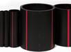 天水天然气输送用PE燃气管材管件经销商
