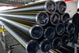 滁州煤改气工程用PE燃气管材管件生产厂家
