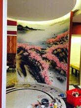 承德主题酒店墙绘/承德主题文化墙/承德主题壁画/承德墙绘公司/承德文化墙