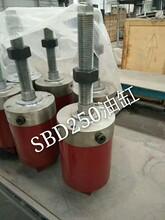 SBD250-A盘式制动器主要用于大型卷扬机上图片