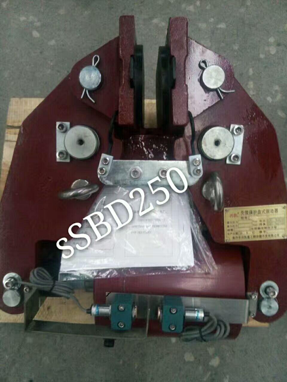 厂家直销SBD250-A盘式制动器