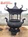 唐县铜雕香炉,铸铜香炉厂家,铜雕圆香炉,铜佛像厂,铜雕工艺品厂