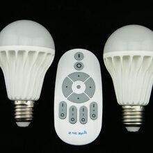 2.4G分组遥控调光调色温方案图片