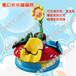 江苏好奇游乐2015新型儿童游乐设备.超级蹦蹦跳,迷你迪斯科转盘厂家