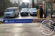上海最大点位最多的户外社区门口道杆广告起落杆媒体广告