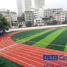 塑胶跑道中最耐用的一种材型跑道——全塑型塑胶跑道
