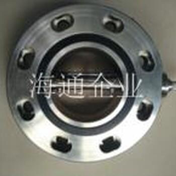 HT-BVS变压器检修用不锈钢真空蝶阀图片