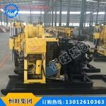 HWD-230型水井钻机柴油液压打井机勘探钻机图片
