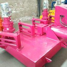 海南海东槽钢弯拱机厂家高质量大型液压弯拱机图片