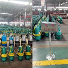 北京上海BQW8.5-40-2.2自动搅拌潜水沉沙泵图片