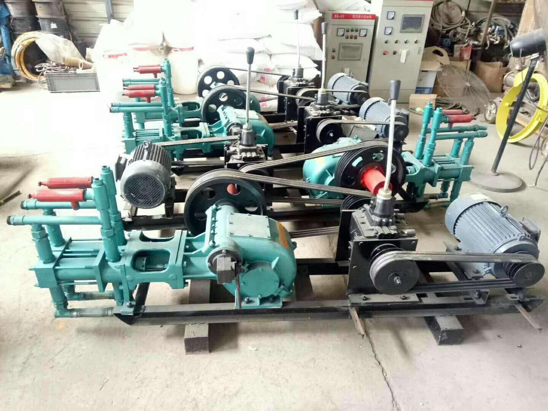 广元南充矿用高压注浆泵矿用防爆液压注浆泵