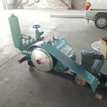 商洛西安高压柱塞式注浆泵柴油石油钻井用泥浆泵图片