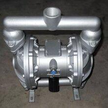 咸阳渭南隔膜泵厂家高性能气动防爆隔膜泵图片