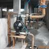 新乡郑州矿用BQG隔膜泵大流量排污气动隔膜泵风泵