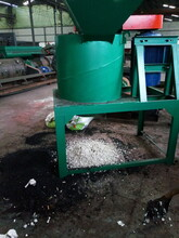 有机肥设备生产厂家专供半湿物料粉碎机图片
