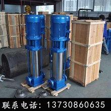 GDL立式多级泵不锈钢耐腐蚀立式多级泵明峰泵业图片