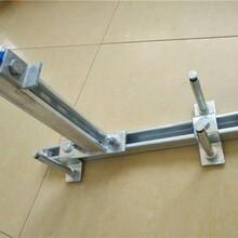 綜合管廊支架吊架預埋槽道托臂4126圖片