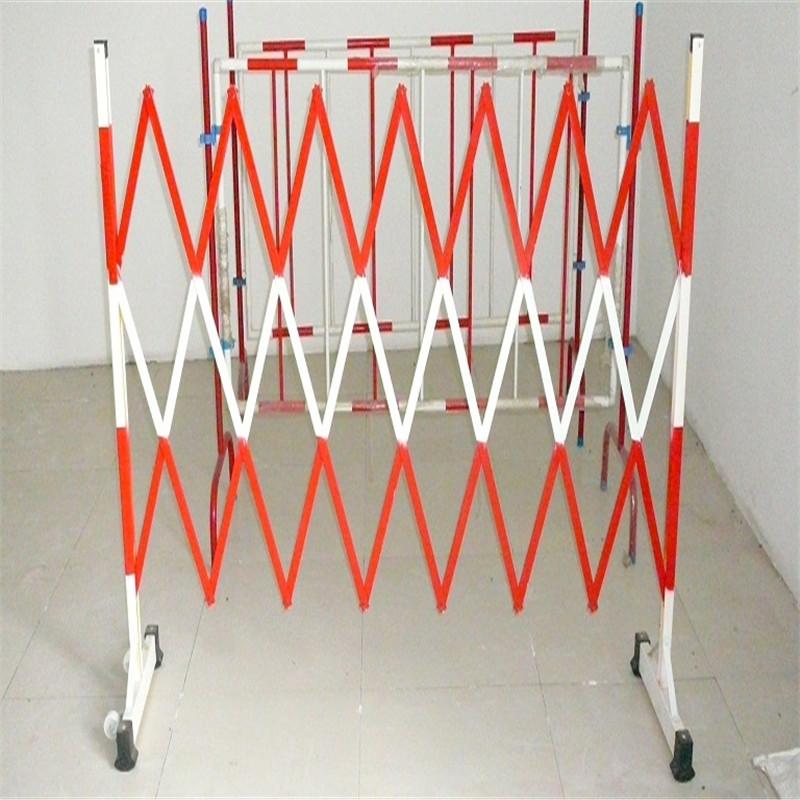 电力安全防护栏伸缩围栏玻璃钢片式可移动式围栏