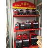 焊机展架超强承重火王焊机架金属展示架威力焊接展示柜工具架子