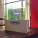 揚程55寸三星OLED透明拼接屏透明顯示屏訂制生產廠家