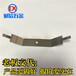 塑胶电镀加工喷塑流水线挂件固定支架铁夹子不锈钢