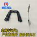 支架薄钢条喷漆挂具弹簧片定制焊接铁架喷塑流水线挂具