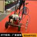 热熔划线机热熔划线一体机15公分手推式斑马线标线机